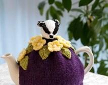Bertie Badger Tea Cosy