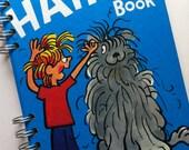 The Hair Book Dr. Seuss Beginner Books Recycled Journal Notebook