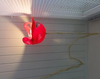 Rawlings Baseball Batting Helmet Swag Light, Panthers, Boy's Room, Den, Dorm, Man Cave, Sports Lamp #643