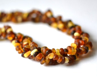 Baltic Amber Necklace Natural Amber Necklace Amber Jewelry Natural Gift