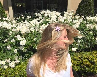 Hair magnet, Magnet hair clip, Flower hair clip, Magnetizers, Hair accessories, Women hair accessory, Girls hair accessory, Flower clips