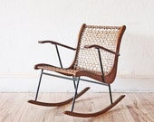 Vermont Tubbs - Mid Century Rocking Chair Lounge Chair