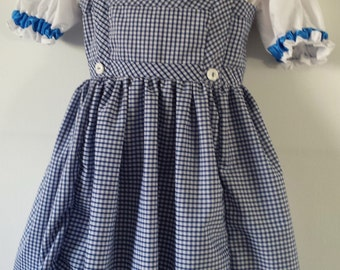 Childrens Dorothy Dress