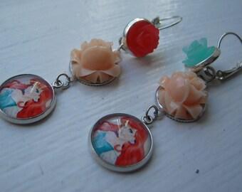 Ariel's earrings