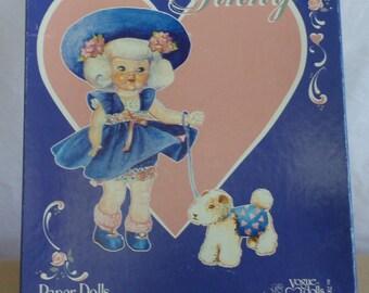 Vogue Ginny Paper Dolls 1984 1st Edition
