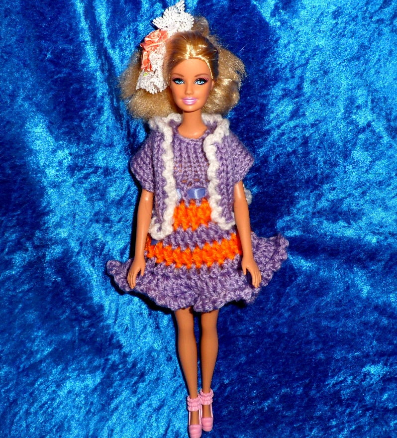 Knitting Patterns For Bratz Doll Clothes : BARBIE DOLLS CLOTHES. Knitting Pattern, Cindy, Bratz ...