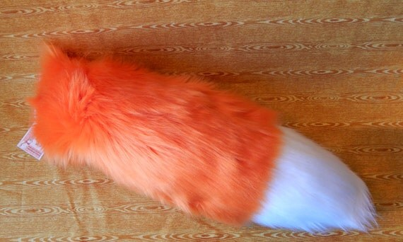 deguisement queue de renard