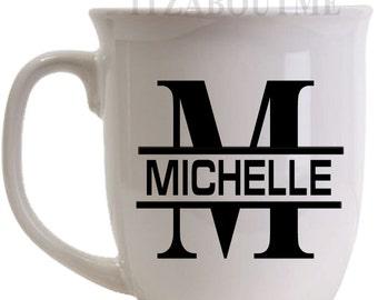 14 oz. Personalized Coffee Mug