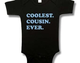 Coolest Ever Baby Bodysuit