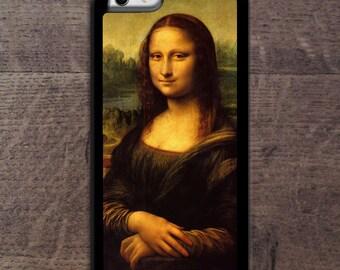 da Vinci's Mona Lisa phone case