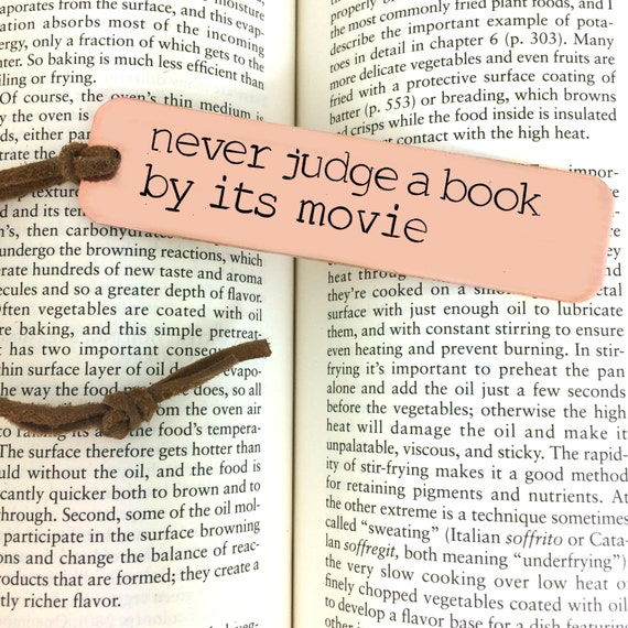 Metal Bookmark