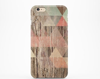 Ready to Ship - iPhone 6 case iPhone 5 case Wood iPhone 5s case Wood iPhone 4 case iPhone 6 Plus Geometric iPhone 4s case wood iphone case