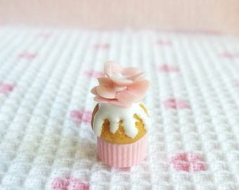 miniature dollhouse cupcakes different flavoured colourful handmade