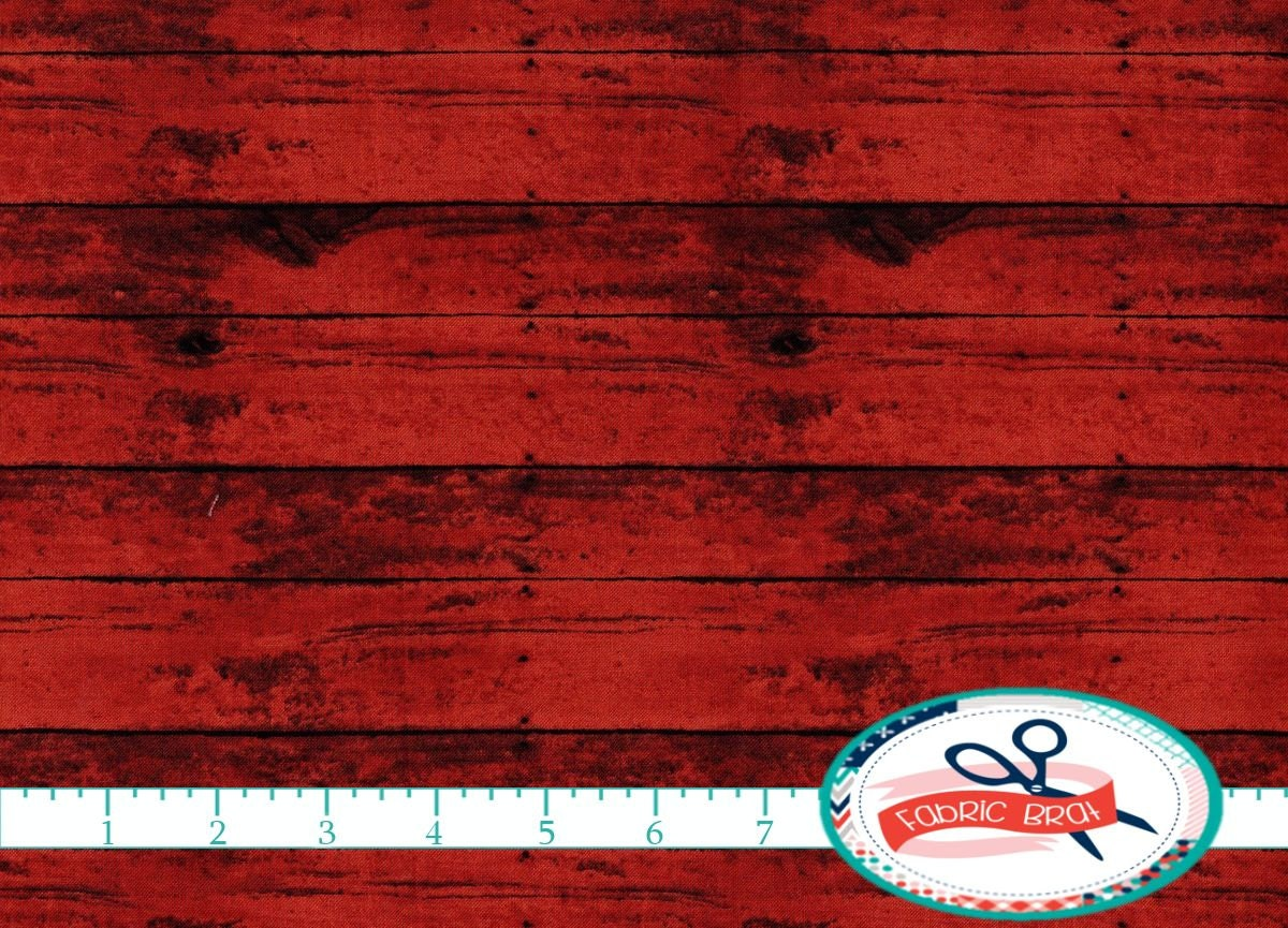 Red Barn Wood red barn wood fabricthe yard fat quarter wood grain