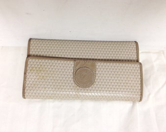Liz Claiborne, wallet,PVC , Leather trim, Wallet