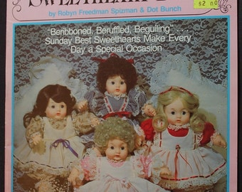 Sunday Best Sweetheart Dolls - Doll and clothing patterns