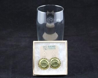 Sierra Nevada Earrings (Gold)