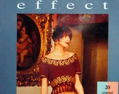 Knitting For Special Effect By Debby Robinson Hardback Knitting Book 1990