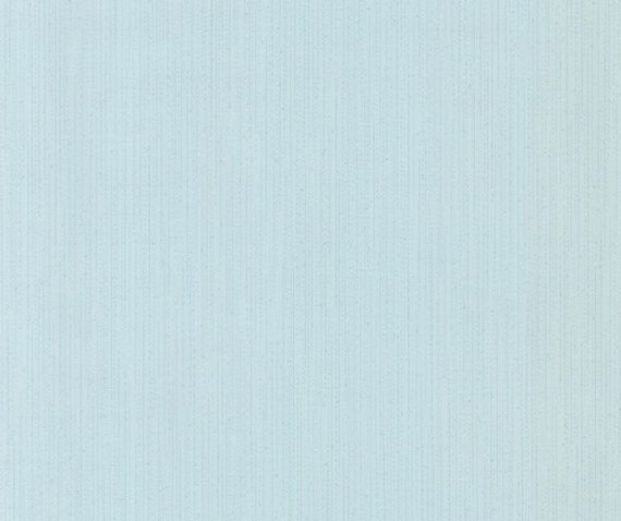 Light blue linen stria faux fabric wallpaper subtle vertical - Light blue linen wallpaper ...