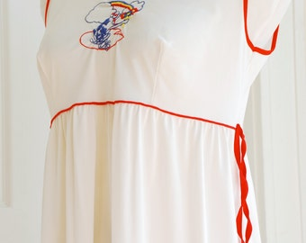 Embroidered Nightgown by Berkleigh Juniors