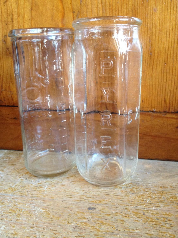 antique wide mouth glass nursing bottles by upcycledupstyled. Black Bedroom Furniture Sets. Home Design Ideas