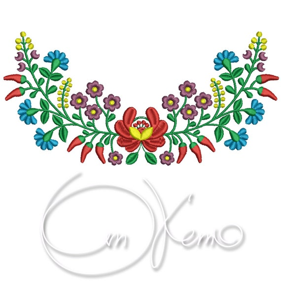 etsy embroidery designs machine