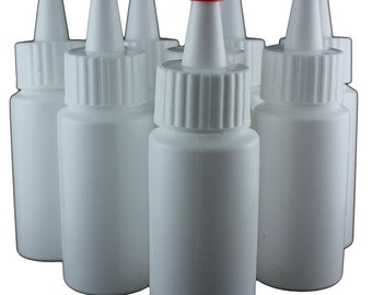 Ice Resin 1oz Applicator Bottles (Pkg of 8)  (CE725)