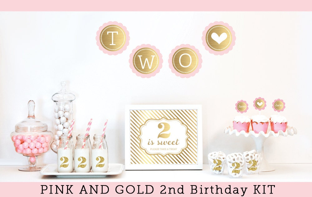 2nd birthday girl birthday party decorations 2nd birthday for 2nd birthday decoration