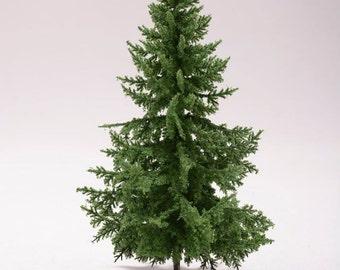 Doll House CHRISTMAS TREE; handmade ; green (DL10)