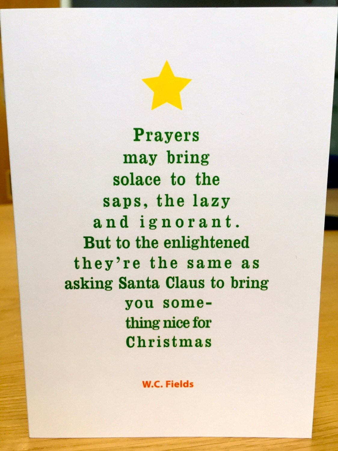 Heathens greetings wc fields quote atheistalternative christmas heathens greetings wc fields quote atheistalternative christmas card m4hsunfo