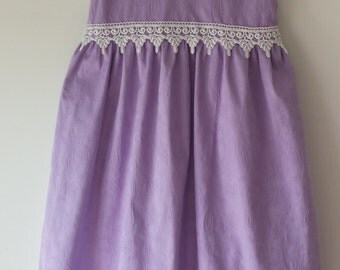 Designer Girls Summer Dress 100% cotton High End Mazour Couture Made in Canada
