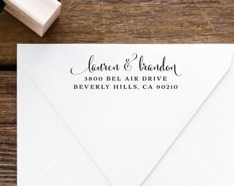 Return Address Stamp, Self Inking Stamp, Address Stamp