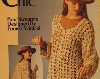 Crochet Chic 1992 by Eunice Svinicki