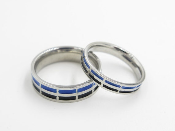 2pc promise ring promise rings personalized ring