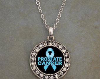 Prostate Cancer Awareness Necklace