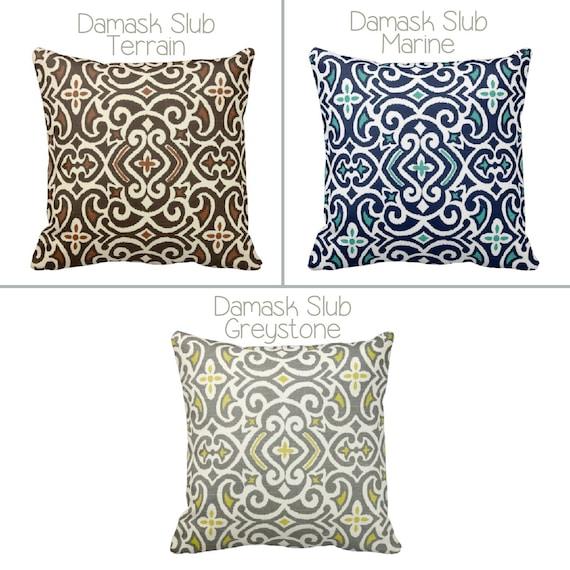 Dwell Studio Zippered Throw Pillow Case Geometric