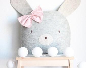 Pillow | Cushion | Bunny - Deco Kids