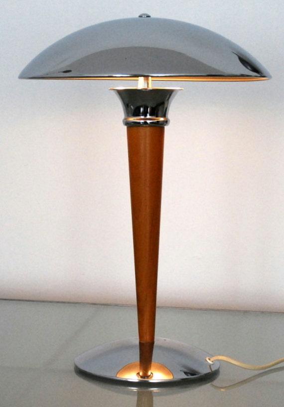 lampe poser art deco r dition 1980 edit e par titan. Black Bedroom Furniture Sets. Home Design Ideas
