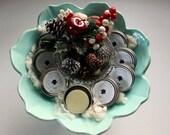 Lotion Bar - Jingleberry - Handmade - Natural - Lanolin - Stocking Stuffer - Holiday Gift - Merry Christmas