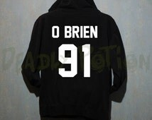 Dylan O'Brien Shirt Hoodie Unisex - Size S M L XL