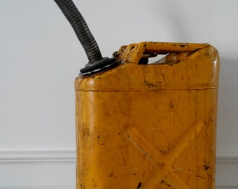 Industrial 1953 Jerry Gas Can