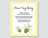 Bumble Bee Don't Say ...