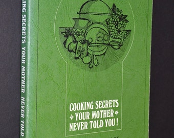 Cooking Secrets Your Mother Never Told You, Lawry's Kitchen, 1967