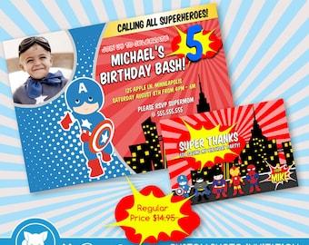 Superhero Invitation, Superhero Birthday, Superhero Party, Spiderman Birthday, Batman Birthday, Spiderman Invitation, Digital Download File