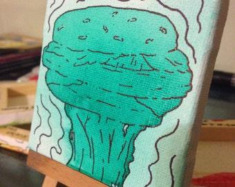 Magic Burger Tree
