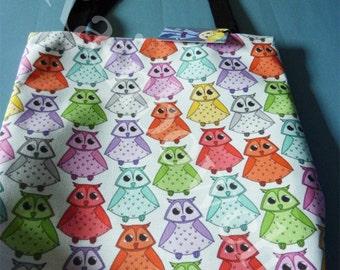 Tote bag - owls