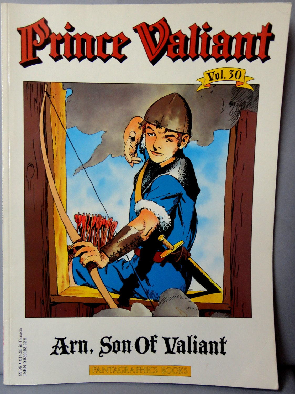 Hal Foster PRINCE VALIANT Vol 30 Arn Son of Valiant