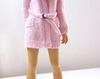 1/4 bjd Cardigan for MSD, Narae, Minifee, bjd clothes