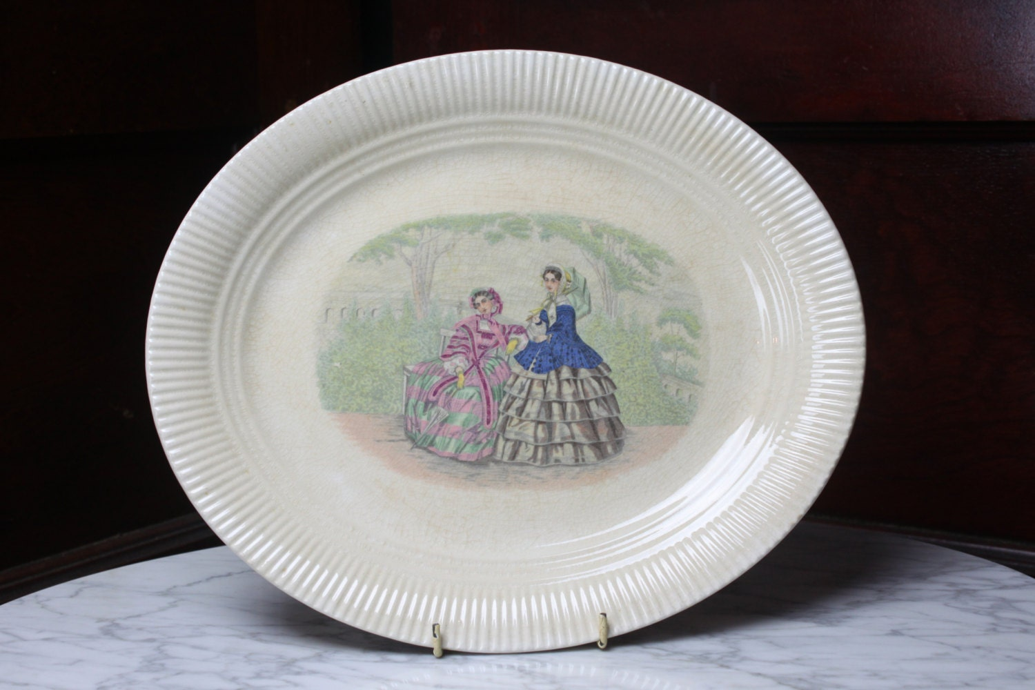 turkey platter Antiques US