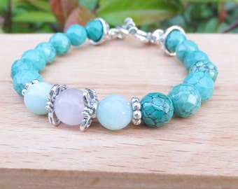 Fertile PEACE of MIND , Fertility Bracelet , infertility and fertility jewelry